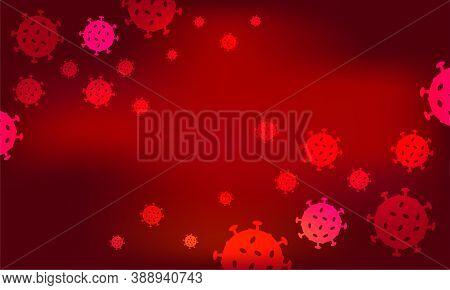 Illustration Graphic Vector Of Corona Virus In Wuhan, Corona Virus Infection. 2019-nvoc Virus.corona