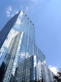 Negocio de rascacielos