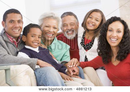 Family Portrait zu Weihnachten