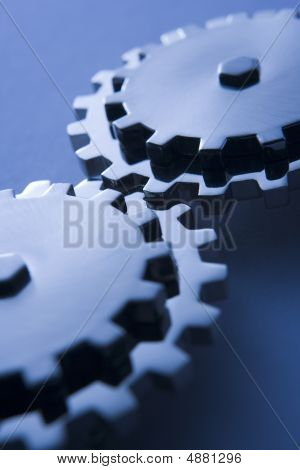 Cogs Fitted Together