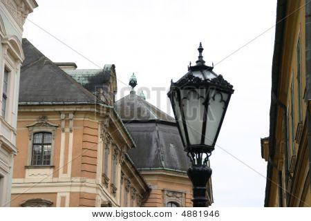 Street In Hungary
