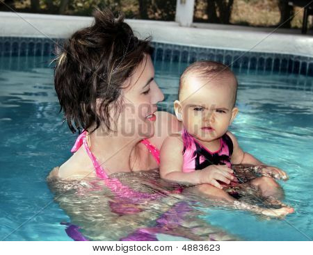 Together In The Pool