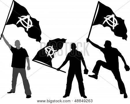 Flag Of Anarchy