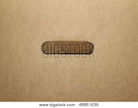 Handle Paper Box