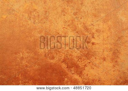 Terra Cotta Textured Background