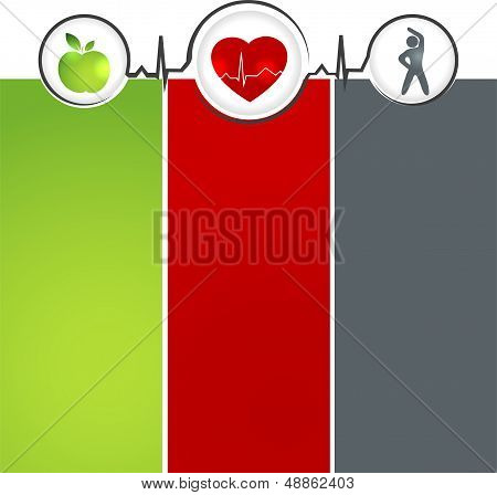Wellness and healthy heart