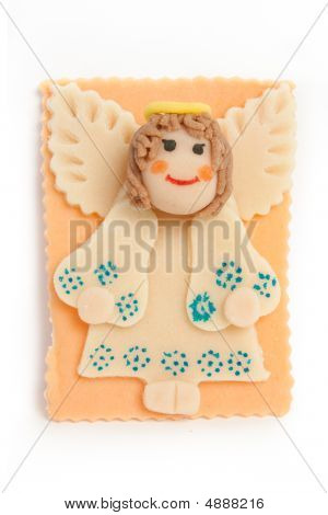 Angel Of Marzipan