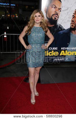 LOS ANGELES - JAN 13:  Natalia Reagan at the