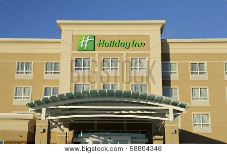 Holiday Inn Hotel Front