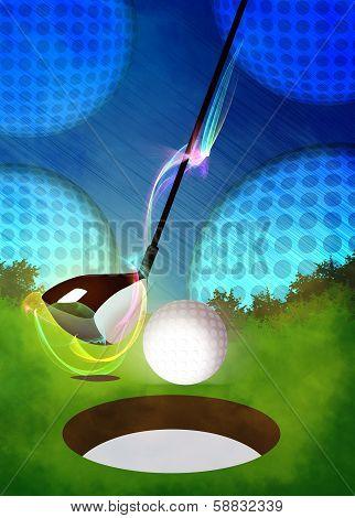 Golf Background
