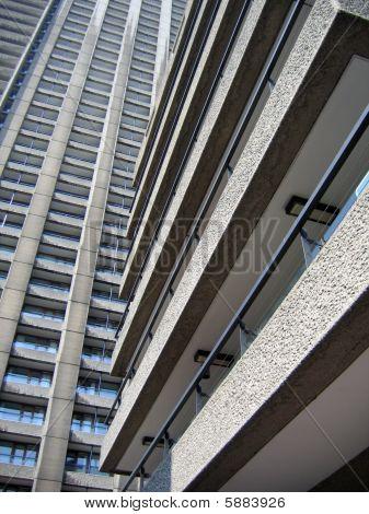 Urban Building Detail