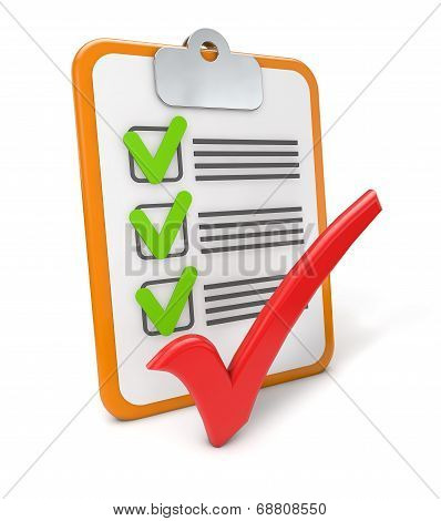 Checklist Success