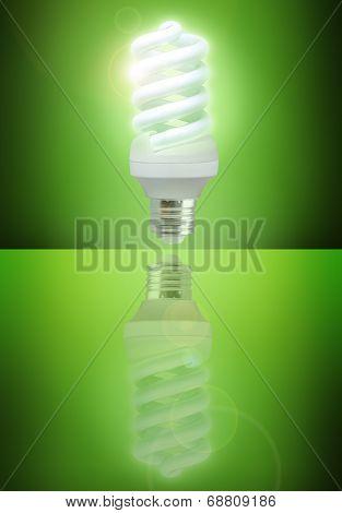 Eco-save Bulb