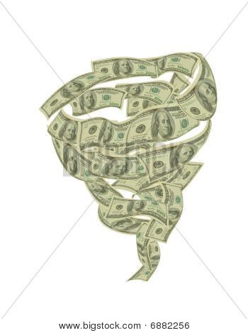 Money Tornado Worldwind
