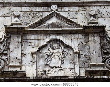 Basilica Del Santo Nino. Cebu, Philippines.
