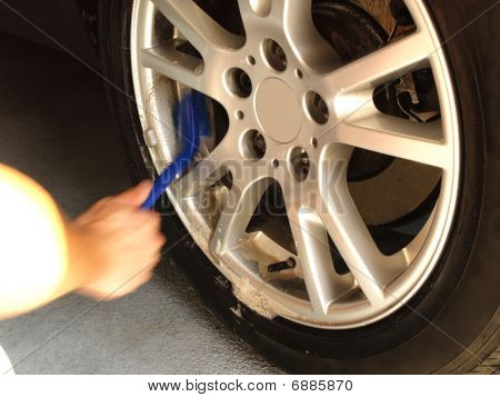 Rims washing