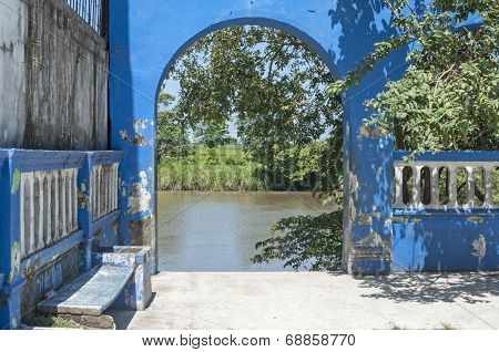 Arch To River
