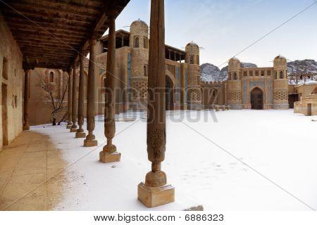 Ancient Orient City