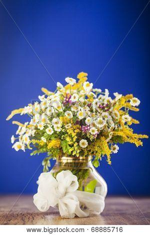 Wildflowers bouquet