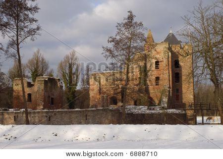 niederländische Schloss brederode