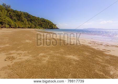 Tropical Paradise Beach Relax Zone Thailand Krabi Lanta