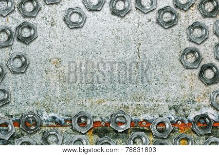 Zinc Coated Galvanized Steel Metal Sheet Plate With Bolts