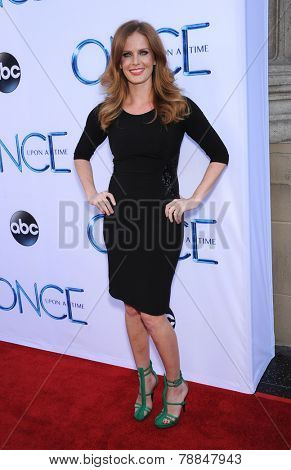 LOS ANGELES - SEP 21:  Rebecca Mader arrives to the