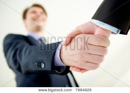 Handshaking Of Partners