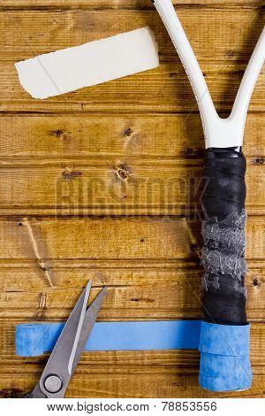 Repair Set For Tennis Racket