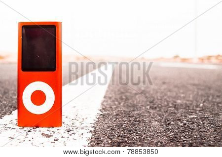 Vintage MP3 Music Player