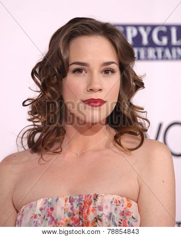 LOS ANGELES - FEB 06:  CHRISTA B. ALLEN arrives to the 'The Vow' World Premiere  on February 06, 2012 in Hollywood, CA