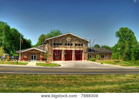 Fire House, Fire Station, Fire Department