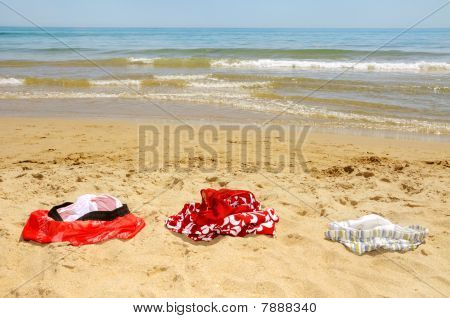Summer On The Beach