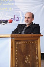 Hamidreza Jalaeipour, Member Of The Central Council Of The Iran Participation Front
