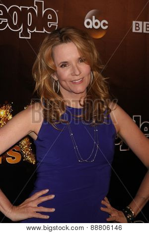 LOS ANGELES - April 21:  Lea Thompson at the