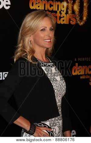 LOS ANGELES - April 21:  Marlee Matlin at the