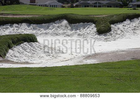 White Sand Bunker