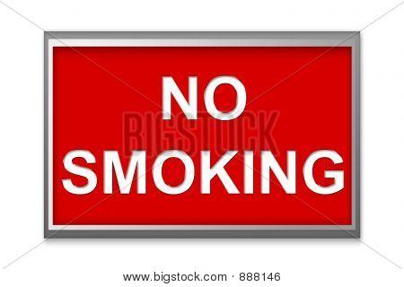 No Smokin
