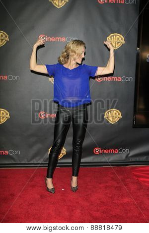 LAS VEGAS - APR 21: Breanne Hill at the Warner Bros. Pictures Exclusive Presentation Highlighting the Summer of 2015 and Beyond at Caesars Pallace on April 21, 2015 in Las Vegas, NV