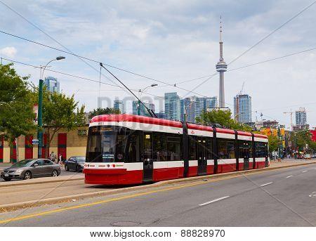 Toronto New Streetcars
