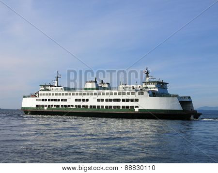 Ferry ship