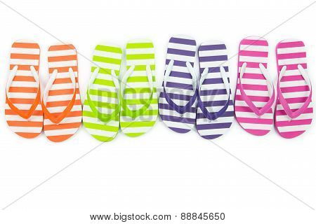 Multicolor Sandals