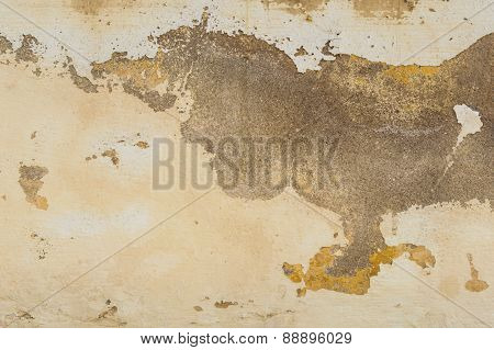 Stain Of A Paint Venetian