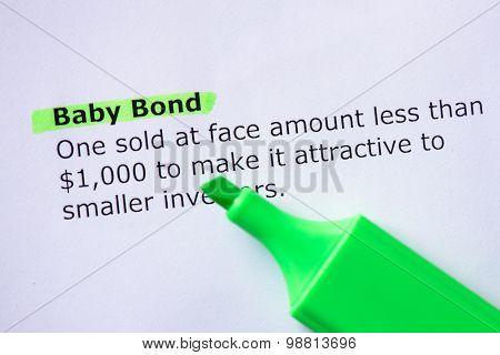 Baby Bond