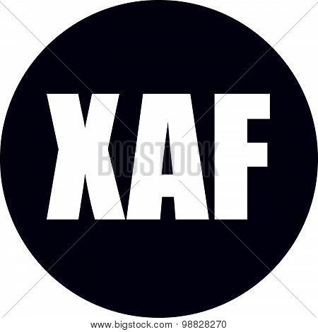 Xaf Icon