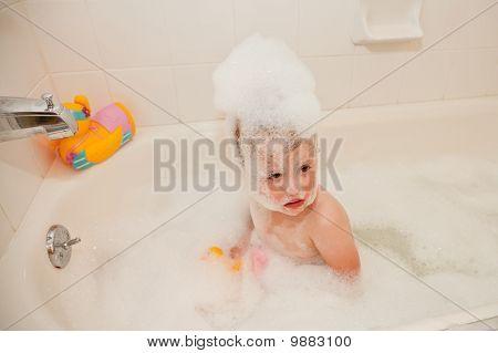 Foam Bath