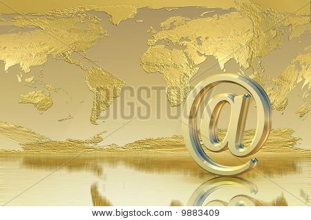 Золотой Email - успех концепции глобальной связи