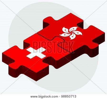 Switzerland And Hong Kong Sar China