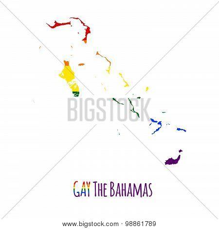 The Bahamasmap