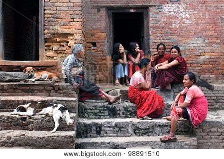 Neighbours, Nepal